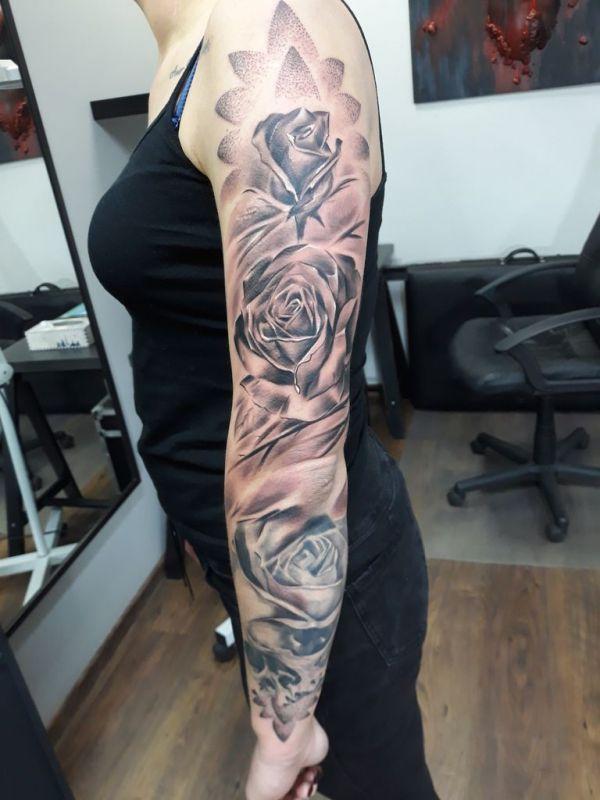 Tattoo Clown Oswiecim Profesjonalne Studio Tatuazu Artystycznego I